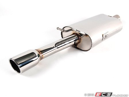 ES#3139885 - FPIM-0212RM - Rear Muffler for ES263997 - Billy Boat Performance -