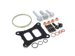 ES#3187732 - 06K145722HKT1 - Turbocharger Installation Kit - All hardware & gaskets that you would need to install a turbocharger - Genuine Volkswagen Audi - Audi Volkswagen