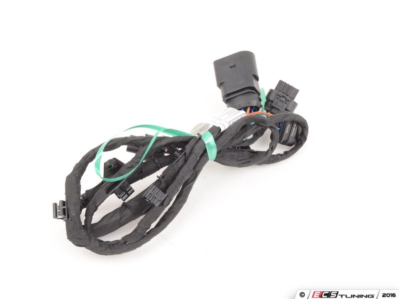 genuine bmw auxiliary water pump wiring harness es 2733894 61129232549 auxiliary water pump wiring harness replacement harness for the