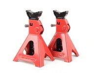 ES#2938974 - ATD7443 - 3 TON Jack Stands Ratchet Style sold and priced in pairs. - Wide stable base. Great for uneven contrete. - ATD Tools - Audi BMW Volkswagen Mercedes Benz MINI Porsche