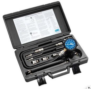 ES#2947820 - OTC5605 - Deluxe Compression Tester - The only way to check compression is with a compression tester like this one. - OTC - Audi BMW Volkswagen Mercedes Benz MINI Porsche