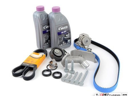 ES#4140241 - 1.8TTIMING - Build Your Own Timing Belt Kit - Choose the parts you would like for a timing belt service. - Assembled By ECS - Volkswagen