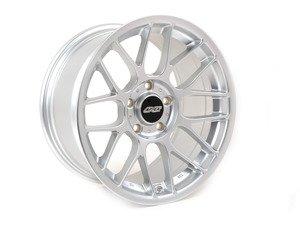 "ES#3034719 - ARC8179ET30HS - APEX ARC-8 17x9"" ET30 Silver Wheel 16.55lbs - APEX Wheels -"