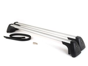 ES#2992054 - 82712350124 - Roof Rack System - Includes towers, bars, & locks - Genuine BMW - BMW