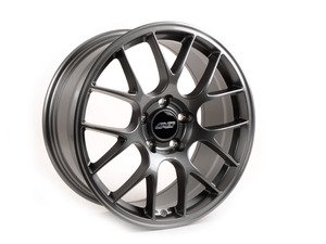 "ES#4056459 - EC7R179304ANKT - 17"" APEX EC-7R Square Wheel Set - Anthracite - Lighter and stronger than flow formed EC-7's with increased brake clearance. 17x9"" ET30 72.5CB - APEX Wheels - BMW"
