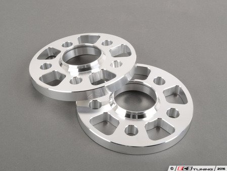 ES#3078648 - 4829271 - 42 Draft Designs Wheel Spacers - 15mm (1 Pair) - Exclusively built for your Volkswagen or Audi - 5x100 - 42 Draft Designs - Audi Volkswagen