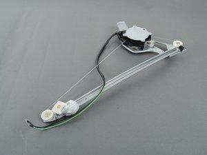 ES#2524344 - 1247300446 - Right Rear Window Regulator - Includes Motor - MTC - Mercedes Benz