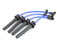 ES#3129749 - WIMC0206BL - Performance Ignition Wire Set 10mm - Blue - Upgraded and Coated spark plug wires - VMS Racing - MINI