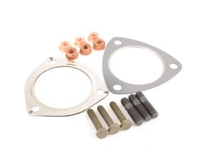 ES#3028723 - 8D0253115KT3 - Catalytic Converter Installation Kit - Includes the necessary hardware and gaskets to install the catalytic converter - Assembled By ECS - Audi