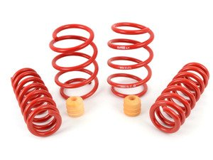 "ES#3138638 - 28802-5 - Sport Spring Set - Lowers your vehicle with minimal comfort sacrifice, Average lowering of .80""F, .80""R - H&R - BMW"