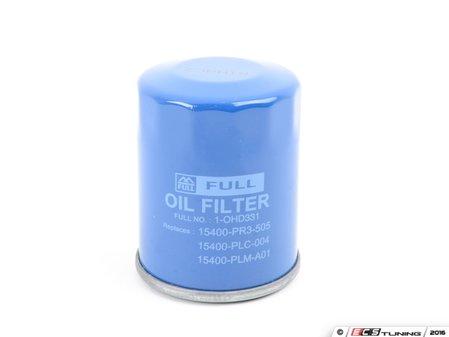 ES#3141722 - 15400-PLM-A02 - Oil Filter Spin-On - Ht-85mm / Dia-69mm - Full -