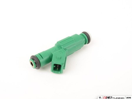 ES#3034913 - 42LBINJ - Bosch Green top 42lb Fuel Injector  - A popular upgrade for forced induction engines to increase fuel flow - Bosch - BMW