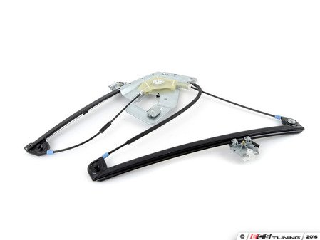 ES#2875890 - 51338252393 - Front Window Regulator - Left - Does not include a window motor - Febi - BMW