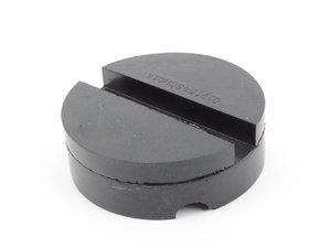 ES#3107838 - 019164SCH01A - Schwaben Pinch Weld Protector - These protectors work between your floor jack and pinch weld. Protects pinch weld from bending when lifting car - Schwaben - Audi BMW Volkswagen Mercedes Benz MINI Porsche