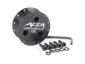 ES#3103016 - AMPENG205V2 - Supercharger Pulley - 17%  - The quickest and easiest way to add 20+ Wheel HP to your MINI Cooper S! - Alta Performance - MINI