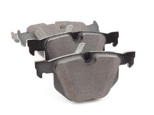 ES#60477 - 34216775678 - Rear Brake Pad Set - Genuine brake pads direct from BMW - Genuine BMW - BMW