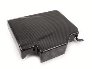 ES#3136956 - 019468ECS01A - Carbon Fiber ECU Cover - Compliment your engine bay and hide away the exposed ECU - ECS - Audi