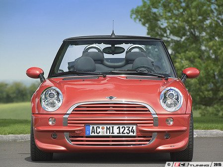 ES#3131635 - 511350110 - Chromeline Set Front Bumper - Mounts for the AC Schnitzer front skirt - AC Schnitzer - MINI