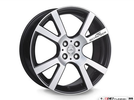 "ES#3131622 - 361150400KT - AC Schnitzer Mi2 Wheel 18"" ( 4x100 ) - Set Of Four - (NO LONGER AVAILABLE) - 18""x7.5"" 4x100 ET50 with 4 Adapter kits. - AC Schnitzer -"