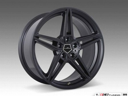"ES#3131596 - 36112563029KT1 -  AC Schnitzer JCW AC1 Anthracite Wheel 19"" ( 5x112 ) - Set Of Four - 19""x7.5"" 5x112 ET49 with 4 Adapter kits for JCW brake car - AC Schnitzer - MINI"