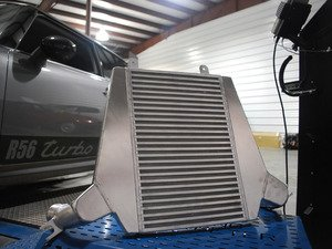 ES#3137509 - MINIFMIC - Performance Front Mount Intercooler  - Improved air flow with actual 10-18hp gains - TyrolSport - MINI