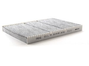 ES#2737041 - JZW819653 - Economy Cabin Filter / Fresh Air Filter - A commonly missed filter, used to filter incoming air into the cabin - Genuine Volkswagen Audi - Audi Volkswagen