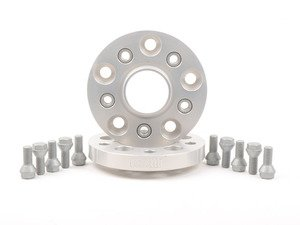 ES#2576091 - 40735725 - TRAK+ Wheel Adapter - 20mm Thickness - Adapts Ford/Volvo wheels (5x108 bolt pattern, 63.3mm center bore) to your BMW (5x120 bolt pattern, 72.6mm center bore) - H&R - BMW