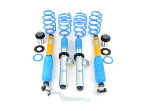ES#3142836 - 48-251570 - Bilstein B16 PSS10 Coilover Kit - 10-Stage damping adjustable, Average lowering front: 15-35mm, Rear: 15-35mm - Bilstein - Audi Volkswagen