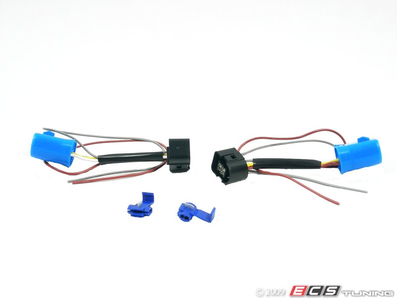 8630_x800 ecs hxwrv3h sg mk3 headlight wiring harness single bulbs single pin waterproof wire harness at virtualis.co
