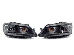 VW Jetta HELIX MK7 Style Headlights