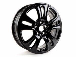 "ES#3029587 - 36116855119 - 510 MINI Double Spoke Wheel 17"" (5x112) Matte Black - Priced Each - 5.5JX17 ET:45 Winter wheel - Genuine MINI - MINI"