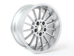 "ES#64350 - 36111093520 - 18"" Radial Spoke Style 32 Wheel - Priced Each - 18x9 ET24 74.1mm CB - Genuine BMW - BMW"