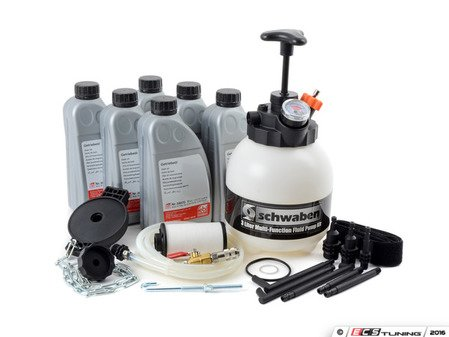 ES#3245758 - BY0-DSG-SVC-KT -  Build Your Own DSG Transmission Service Kit - Choose from different options to build the perfect DSG Service Kit for you! - Assembled By ECS - Audi Volkswagen