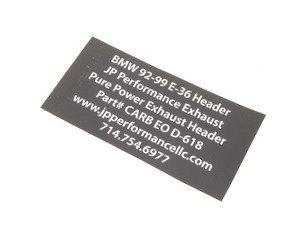 ES#3142623 - Carbsticker - Carb Sticker For TMS.BEH601  - Turner Motorsport -