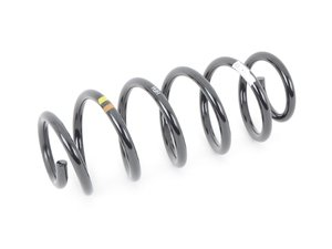 ES#429818 - 8D0411105AS - Front Coil Spring - Priced Each - Restore your factory ride quality, fits the left and right side - Genuine Volkswagen Audi - Audi Volkswagen