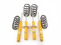 ES#2983800 - 46-183330 - B12 Suspension Cup-Kit - B8 Performance Plus dampers paired with Eibach (Pro-Kit) springs - Bilstein - Audi