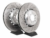 ES#2800107 - 34112284809KT - Front Brake Rotors - Pair (380x30mm) - Want to restore your stopping power? - Genuine BMW - BMW