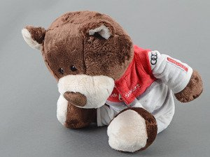 ES#3109410 - ACMT999 - Audi Sport Motorsport Bear - Cuddly companion motorsport bear - Audi Collection - Audi