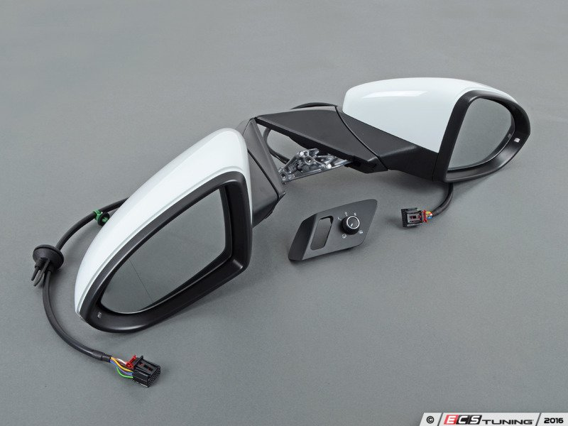 Ecs News Ecs Mk7 Power Folding Mirror Kit