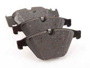 ES#2210473 - 34116850885 - Front Brake Pad Set - Original equipment pads from BMW - Genuine BMW - BMW