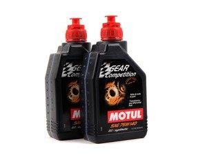 ES#3086105 - 105779t2KT - Gear FF 75w140 - 2 Liters - Motul -
