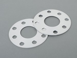 ES#240374 - 06234571 - DR Series Wheel Spacers - 3mm - Get the stance that you've always wanted - H&R - BMW Volkswagen
