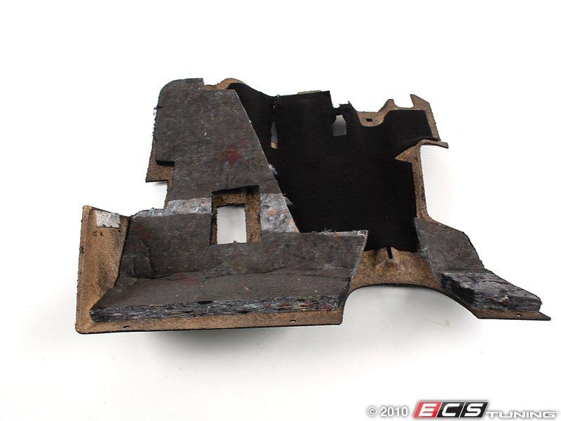 genuine bmw 51451917351 lower dash trim panel left black 51 45 1 917 351. Black Bedroom Furniture Sets. Home Design Ideas