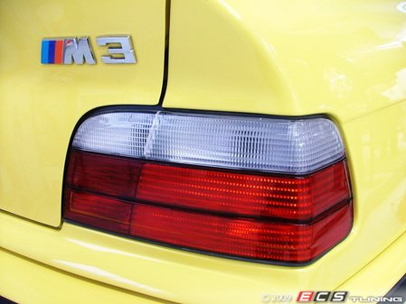 ES#10701 - FKRL15 - Tail Light Set - Red/White - Dress to impress with new tail lights! - FK -