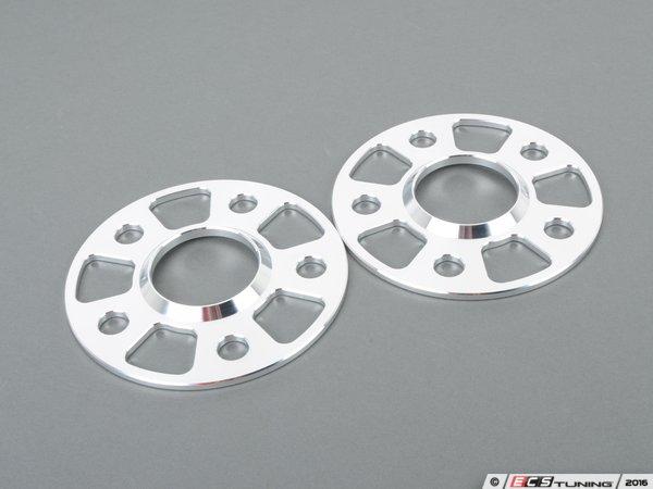 ES#3080401 - 7361750 - 42 Draft Designs Wheel Spacers - 5mm (1 Pair) - Exclusively built for your Volkswagen or Audi - 5x112 - 42 Draft Designs - Volkswagen