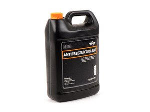 ES#196253 - 82140031133 - MINI Antifreeze / Coolant - 1 Gallon ( 3.79L ) - Keep your MINI engine cool and to proper temperature - Genuine MINI - MINI