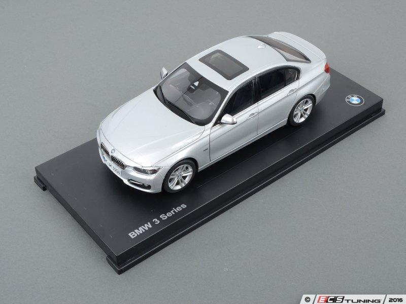 ES#2596815   80432212867   1:18 BMW 3 Series Sedan Scale Model