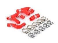 ES#3130097 - 010377ECS01-02 -  Silicone Vacuum Hose Kit - Red - Sleek, heavy duty silicone vacuum hoses to eliminate cracked lines or to dress up any 1.8T engine bay! - ECS - Volkswagen
