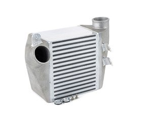 ES#3022064 - PWHIC003 - Pwrhaus Side Mount Intercooler Kit - Fits in stock location, excellent upgrade over stock - Pwrhaus - Volkswagen