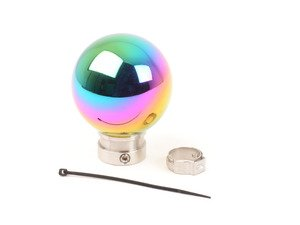 ES#3143014 - TS-BSK-VWMNC - Billet Shift Knob - Neo Chrome - Decrease shifting effort with this weighted shift knob - Torque Solution - Volkswagen
